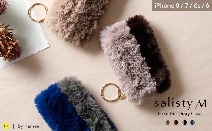 salistyM iphone ケース