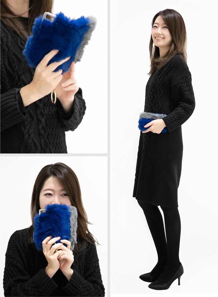 salistyM iphone ケース yukimi