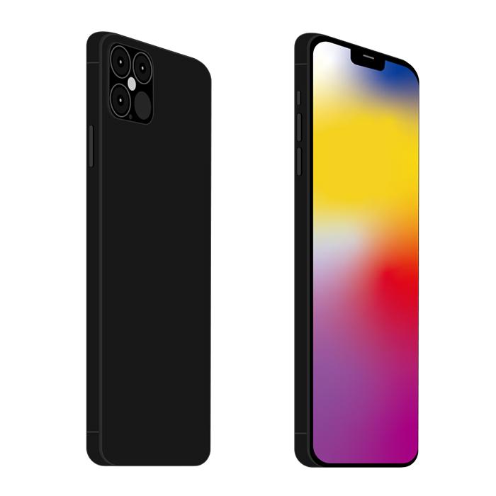iphone12の外観