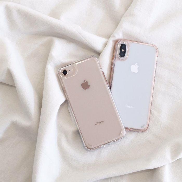 ケースを付けなくても機体カラーが美しいiPhoneシリーズ