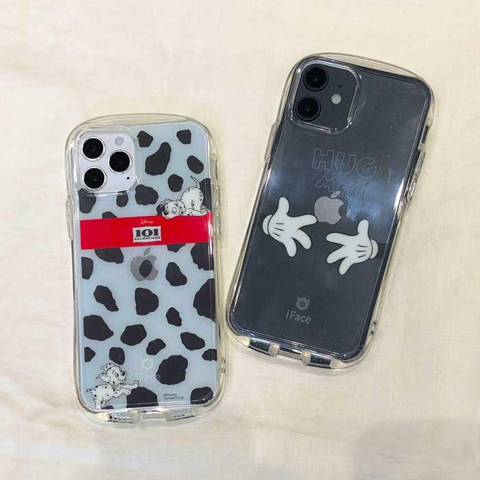 iFaceの新しいシリーズ「Look in Clearケース」をディズニーインナーシートでカスタマイズ/iPhone 7 ケース