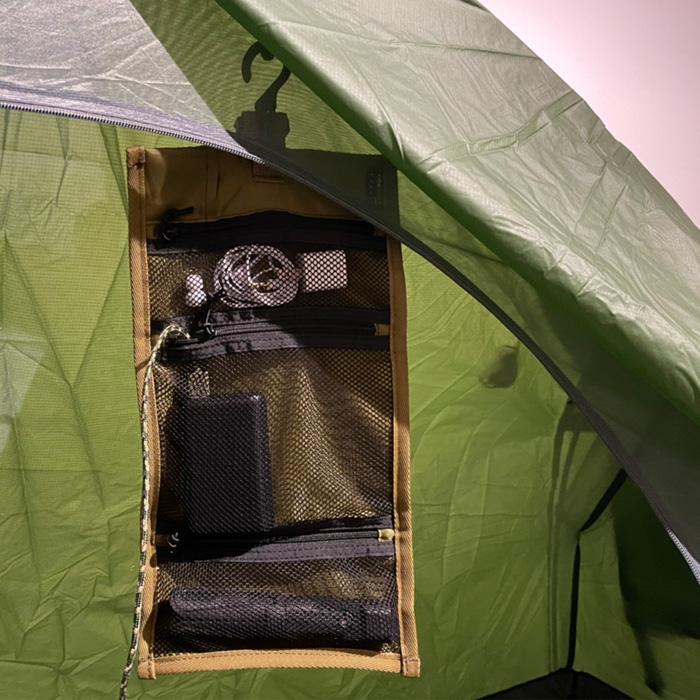アウトドア キャンプ 小物 ポーチ ガジェット かばん 小物入れ 便利 収納